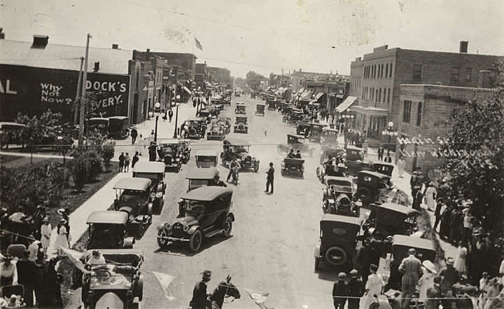 Main Street, New Richmond, 1920-1930