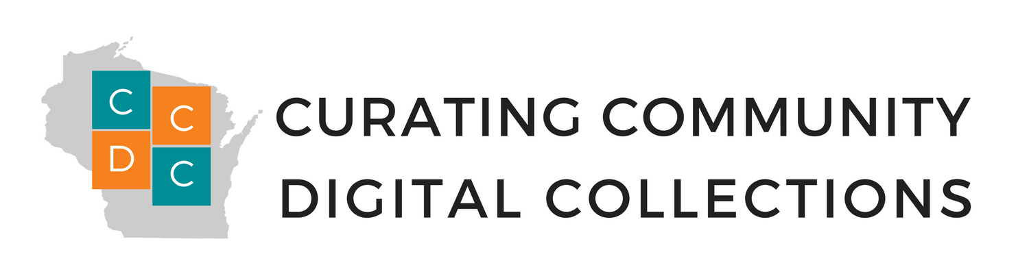 Curating Community Digital Collections
