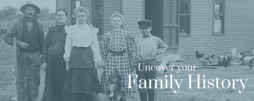 Uncover your family history