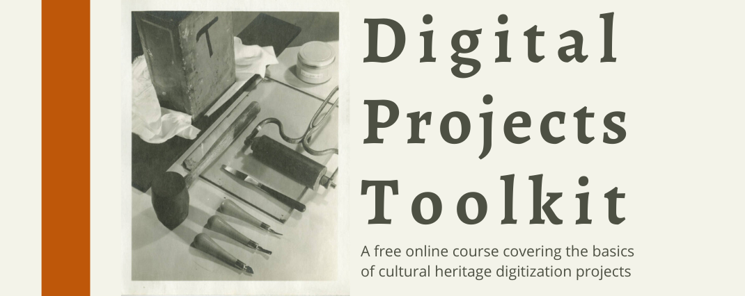 Digital Projects Toolkit: